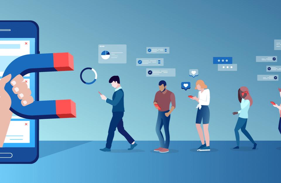 b2b social media content strategy